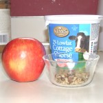 Apple Cottage Cheese