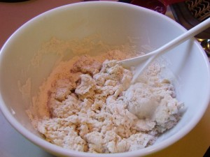 Mixing Biscuits 2
