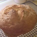 Irish Rosemary Soda Bread