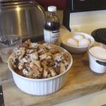Bailey's Bread Pudding
