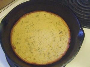Farinata in the Pan