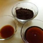 Cocoa-Maple Syrup-Vanilla