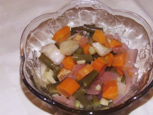 Mixed Pickle Salad